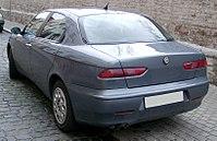 Alfa Romeo 156 rear 20080331.jpg