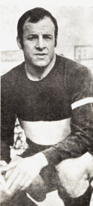 Alfredo Rojas (Argentine footballer) - Rojas during his tenure on Boca Juniors.