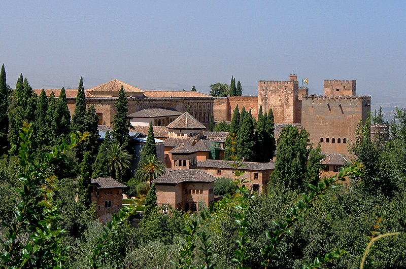 File:Alhambra from Generalife.jpg