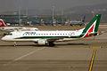 Alitalia CityLiner, EI-RDE, Embraer ERJ-175STD (16269108748).jpg