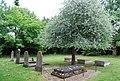 All Saint's Church Graveyard, Tudeley - geograph.org.uk - 1355552.jpg