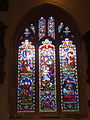 All Saints church, Kingston upon Thames (stained glass) 08.JPG