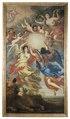 Allegori över konung Karl XIs och drottning Ulrika Eleonoras förmälning (David Klöcker Ehrenstrahl) - Nationalmuseum - 174869.tif