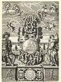 Allegorie met triomfwagen van Willem III, 1686, RP-P-OB-82.789.jpg