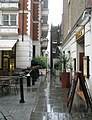 Alleyway linking Maiden Lane to The Strand - geograph.org.uk - 1023826.jpg