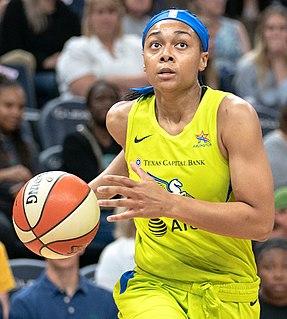 Allisha Gray American basketball player