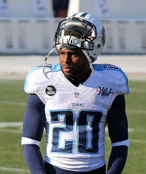 Alterraun Verner - Verner with the Tennessee Titans in 2013