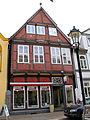Am Heiligen Kreuz 8, Celle, hier wohnte Elisabeth Kayser, 1870 geborene Stern, deportiert 1942, Theresienstadt, tot 1943.jpg