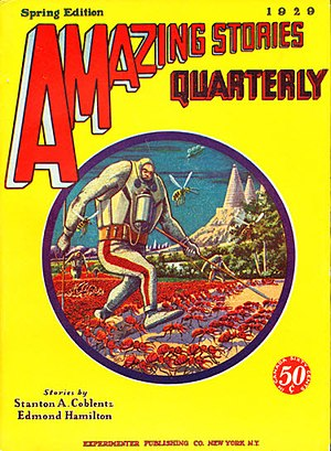 After 12,000 Years - After 12,000 Years was originally published in the Spring 1929 issue of Amazing Stories Quarterly