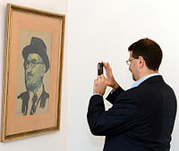 Ambassador Shapiro visits to the Weizmann Institute (8682109203).jpg