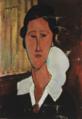 Amedeo Modigliani – La signora dal collarino.tiff
