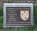 Americal Division memorial - Arlington National Cemtery - 2011.JPG