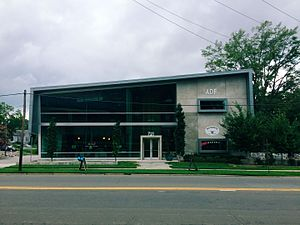 American Dance Festival - American Dance Festival's Samuel H. Scripps Studios located in Durham, North Carolina