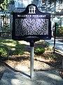American Beach FL HD Hippard House plaque01.jpg