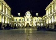 Amiens - Hotel de Ville de nuit