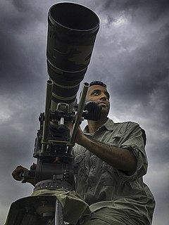Amoghavarsha JS Indian photographer and filmmaker