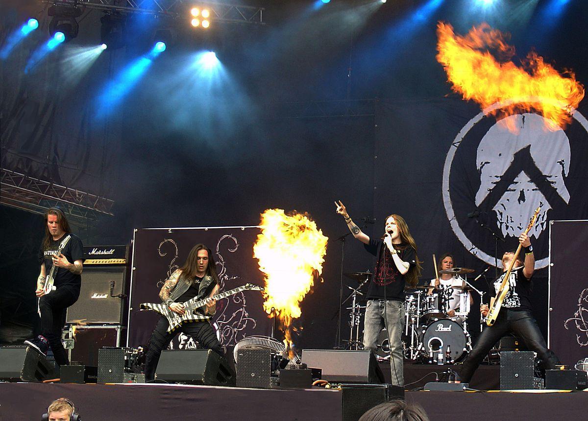 Amoral (band) - Wikipe...