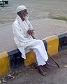 An Indian Muslim old man.jpg