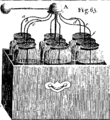 An essay on electricity, explaining the theory and practice of that useful science; and the mode of applying it to medical purposes Fleuron T088411-19.png