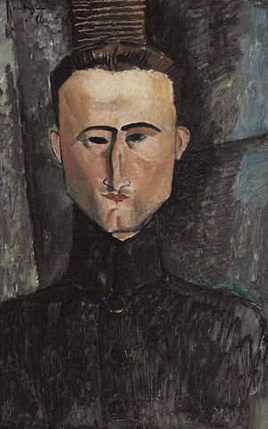 André Rouveyre - André Rouveyre (Amedeo Modigliani, 1915)