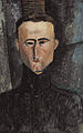 André Rouveyre, by Amedeo Modigliani (1884-1920).jpg