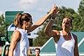 Andrea Petkovic & Kaia Kanepi (41471171040).jpg