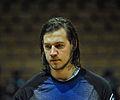 Andreas Nilsson warmup DKB Handball Bundesliga HSG Wetzlar vs HSV Hamburg 2014-02 08.jpg