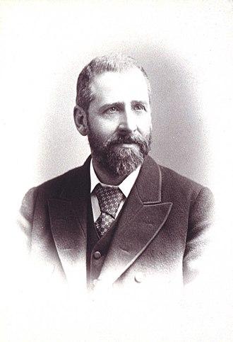 Federation of Australia - Andrew Clark, circa 1907