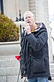 Andy Thayer Activist Anti-War Rally Chicago Illinois 4-21-18 0946 (26832821417).jpg
