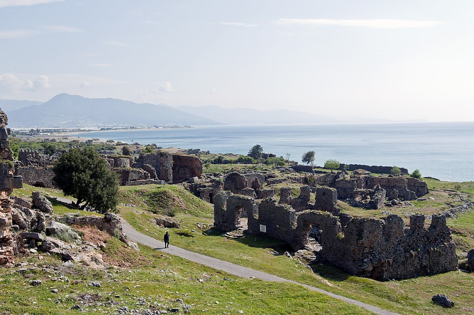 Anemurium path