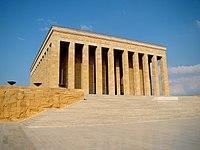 Anitkabir Mausoleum Ataturk.JPG