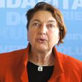 Annelie Buntenbach, Mitglied des Geschäftsführenden Bundesvorstands, Deutscher Gewerkschaftsbund (DGB), Detail.png