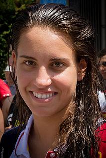 Anni Espar Spanish water polo player