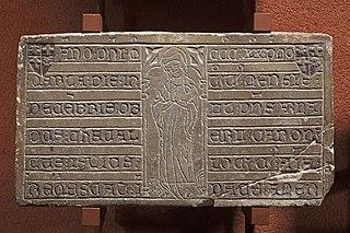 Épitaphe d'Arnaldus Chavaler II