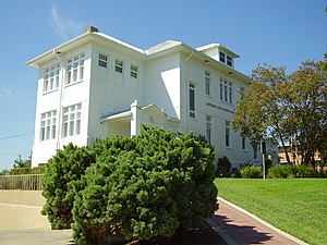 National Register of Historic Places listings in Travis County, Texas - Image: Anthony Louise Viaer Alumni Hall