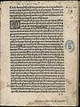 Antonij nebrissens De vi ac potestate litterarum 1503 Nebrija.jpg