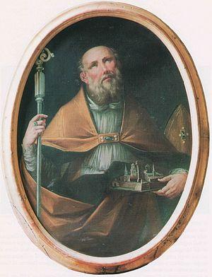 Antonio Consetti - Antonio Consetti, Saint Possidonio patron of Mirandola