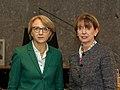 Antrittsbesuch der Botschafterin von Frankreich im Rathaus von Köln, 2017-6054.jpg
