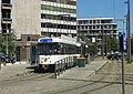 Antwerpen - Antwerpse tram, 23 juli 2019 (088, Bataviastraat, station MAS).JPG