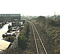 Approaching Melksham Station - geograph.org.uk - 685539.jpg