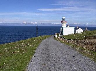 Arranmore - Arranmore Lighthouse.