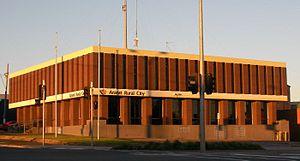 Ararat, Victoria - Rural City of Ararat offices