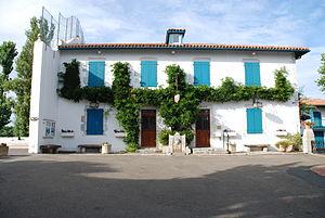 Arcangues - Arcangues Town Hall