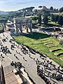 Arch of Constantine and Palatine Hill (32467143678).jpg