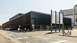 Archive building Eifelwall, 2021