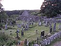 Arisaig, graveyard and old chapel - geograph.org.uk - 918006.jpg