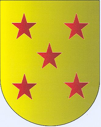 Vasco Fernandes Coutinho, 1st Count of Marialva - Coat of Arms of the Counts of Marialva