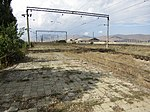 Armenia, Gagarin. Train station 01.jpg