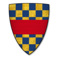 Armorial Bearings of the CLIFFORD family of Perrystone Court, Foy, Herefordshire.png