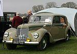 Armstrong Siddeley Whitley 18 2309cc registered June 1953.JPG